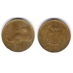 (93) Malta. 1995. 1 Cent (MBC+)