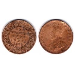 (512) India Britanica. 1933. ¼ Anna (BC+)