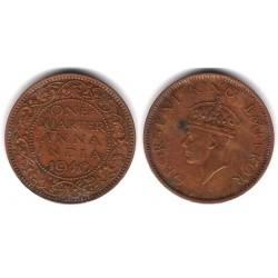 (531) India Britanica. 1940. ¼ Anna (MBC)