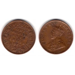 (512) India Britanica. 1936. ¼ Anna (EBC)