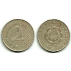 (556a) Hungria. 1966. 2 Forint (BC)
