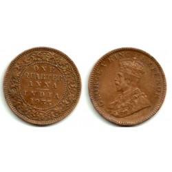 (512) India Británica. 1935. ¼ Anna (MBC)