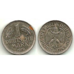(110) Alemania. 1979(D). 1 Mark (MBC)