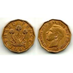 (849) Gran Bretaña. 1943. 3 Pence (MBC)