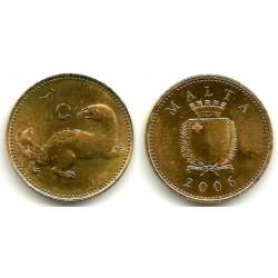 Malta. 2006. 1 Cent (EBC)