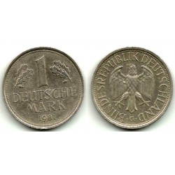(110) Alemania. 1981(G). 1 Mark (MBC)