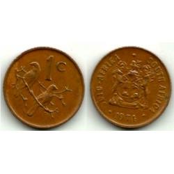 (82) Sudáfrica. 1974. 1 Cent (MBC+)