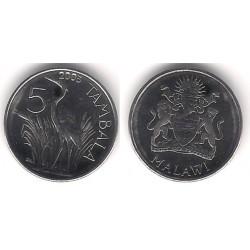 Malaui. 2003. 5 Tambala (SC)