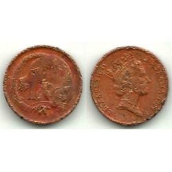 (78) Australia. 1989. 1 Cent (RC-)