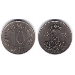 (860.1) Dinamarca. 1975. 10 Ore (MBC+)