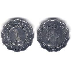 (33a) Belice. 1996. 1 Cent (EBC+)