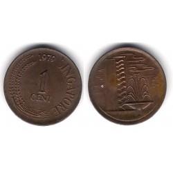 (1) Singapur. 1979. 1 Cent (EBC)