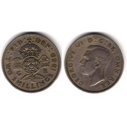 (855) Gran Bretaña. 1950. 2 Shillings (BC)