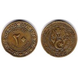 (98) Algeria. 1964. 20 Centimes (MBC+)