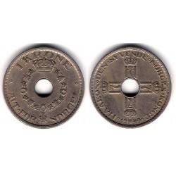 (385) Noruega. 1949. 1 Krone (BC+)