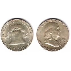 (199) Estados Unidos de América. 1963. Half Dollar (EBC)