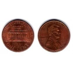 (201) Estados Unidos de América. 2003(D). 1 Cent (BC)