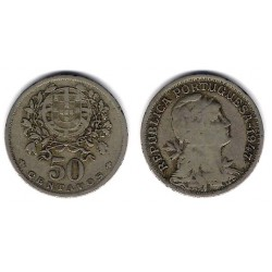 (577) Portugal. 1947. 50 Centavos (RC)