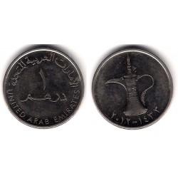 (6.2) Emiratos Árabes Unidos. 2012. 1 Dirham (EBC)