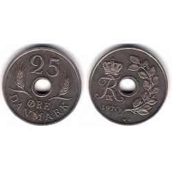 (855.1) Dinamarca. 1970. 25 Ore (MBC+)