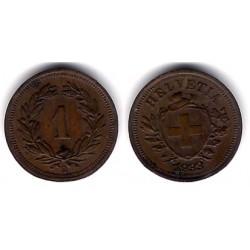 (3.2) Suiza. 1933(B). 1 Rappen (SC-)