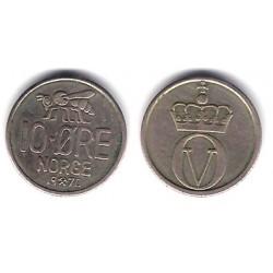 (411) Noruega. 1970. 10 Ore (MBC-)
