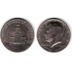 (205) Estados Unidos de América. 1976. Half Dollar (MBC+)