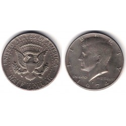(202b) Estados Unidos de América. 1974(D). Half Dollar (MBC)