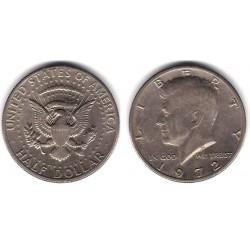 (202b) Estados Unidos de América. 1972. Half Dollar (MBC)