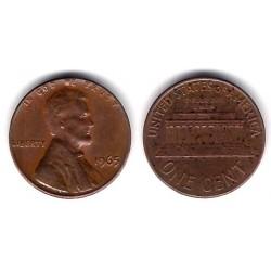 (201) Estados Unidos de América. 1965. 1 Cent (MBC)