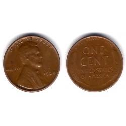 (A132) Estados Unidos de América. 1936. 1 Cent (BC)
