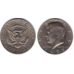 (202b) Estados Unidos de América. 1978. Half Dollar (MBC-)
