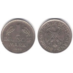 (110) Alemania. 1990. 1 Mark (EBC-)