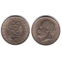 (119) Grecia. 1978. 10 Drachma (BC+)