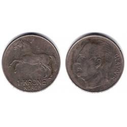 (409) Noruega. 1972. 1 Krone (BC)