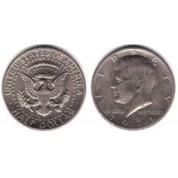 (202b) Estados Unidos de América. 1971(D). Half Dollar (MBC)