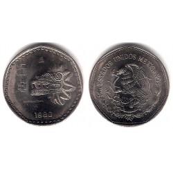 (485) Estados Unidos Mexicanos. 1980. 5 Pesos (EBC+)