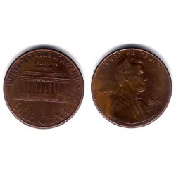 (201) Estados Unidos de América. 2003. 1 Cent (BC)