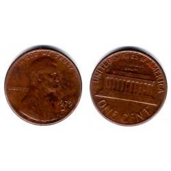 (201) Estados Unidos de América. 1979(D). 1 Cent (MBC)