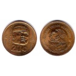 (491) Estados Unidos Mexicanos. 1983. 20 Centavos (EBC)