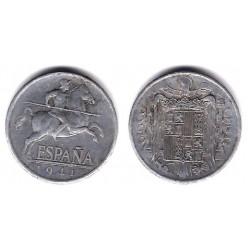 Estado Español. 1941. 5 Céntimos (MBC)