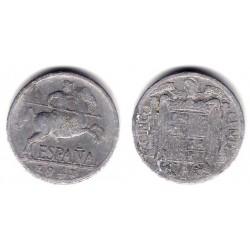 Estado Español. 1941. 5 Céntimos (RC)