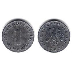 Alemania (III Reich). 1942(J). 1 Pfennig (MBC-)