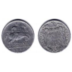 Estado Español. 1941. 5 Céntimos (BC)