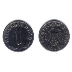 Alemania (III Reich). 1942(A). 1 Pfennig (MBC)