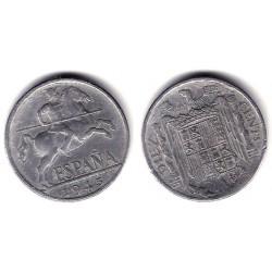 Estado Español. 1945. 10 Céntimos (MBC)