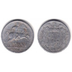 Estado Español. 1941. 10 Céntimos (RC)