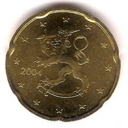 Finlandia. 2004. 20 Céntimos (SC)