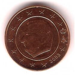 Bélgica. 1999. 5 Céntimos (SC)