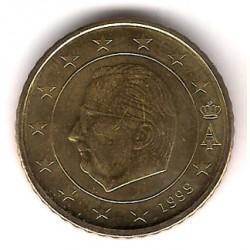 Bélgica. 1999. 50 Céntimos (SC)